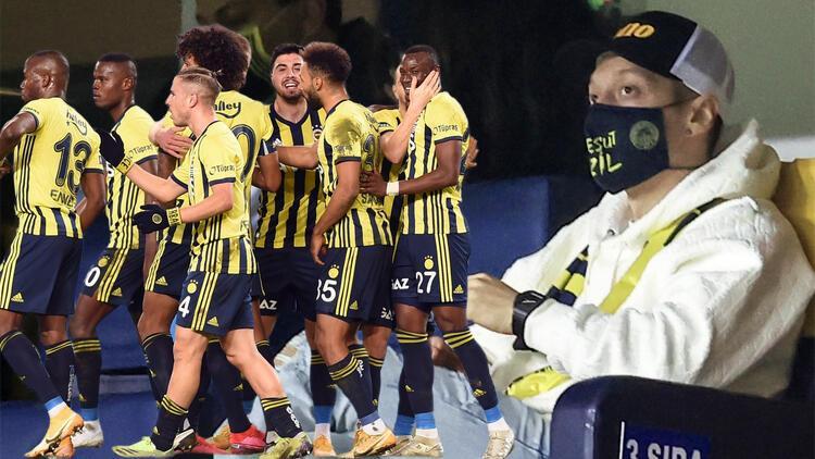 Fenerbahçe - Kayserispor maçının ardından... 'Mesut Özil'in, 3 yılda 9.5 milyon Euro alacağına...'