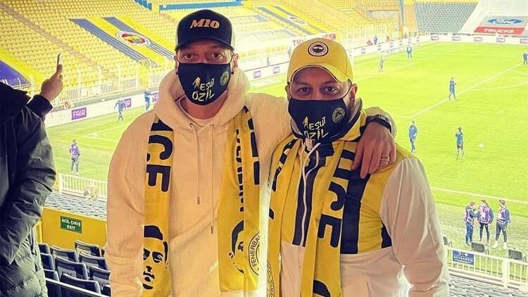 Fenerbahçe'nin Galatasaray planı! Mesut Özil...