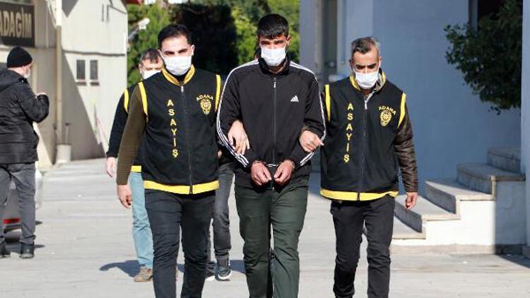 Adana'da motosikletli kapkaççılar yakalandı