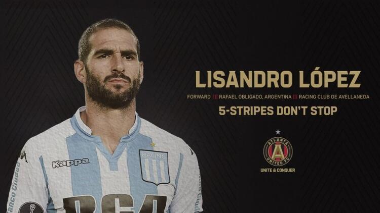 Lisandro Lopez, Atlanta United'da!
