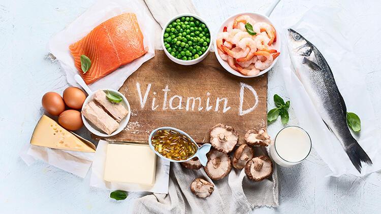 Eksikliği enfeksiyonlara yatkınlığı arttırıyor... D vitamini nelerde bulunur?