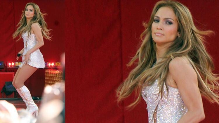 Jennifer Lopez'in bedava güzellik sırrı
