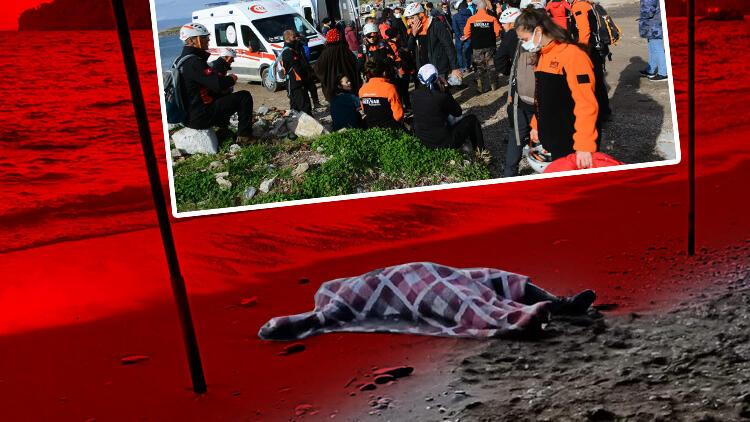 Muğla'da sahilde bulunan cesedin sır perdesi aralandı