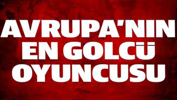Avrupa'nın zirvesinde bir Türk!