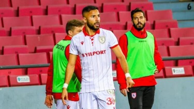"""Yasin Öztekin: """"Tek hedefimiz Samsunspor ile Süper Lig'de yer almak..."""""""