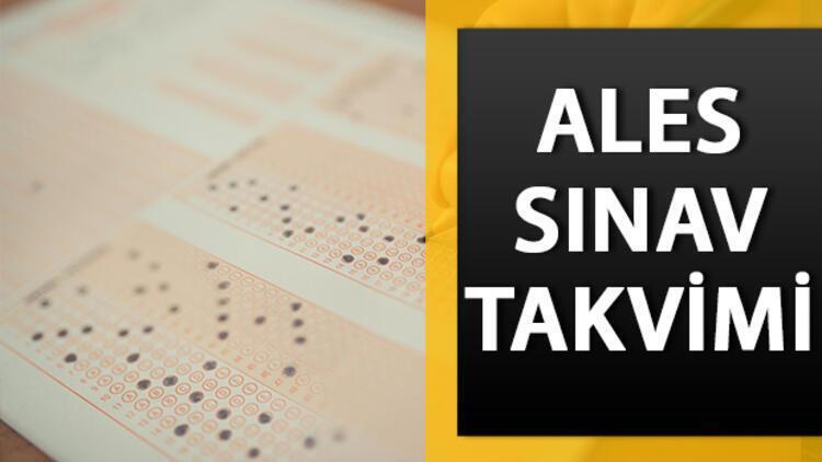 ALES sınavı ne zaman yapılacak? Ertelenen 2020 ALES/2 sınav tarihini ÖSYM duyurmuştu!