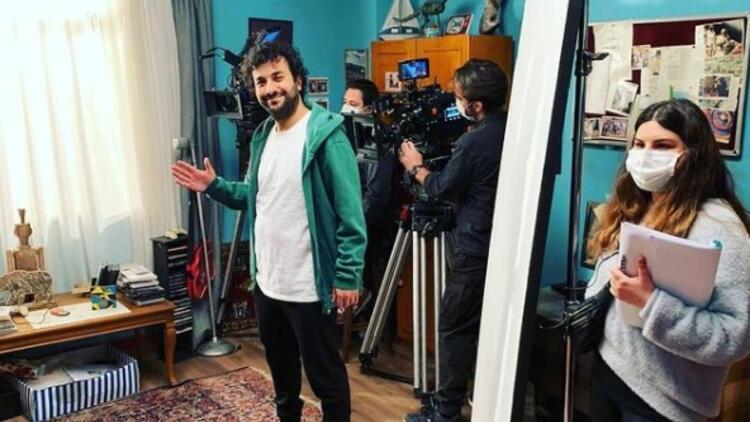 Hasan Can Kaya 'Bir Yeraltı Sitcomu' ile dizi macerasına atılıyor