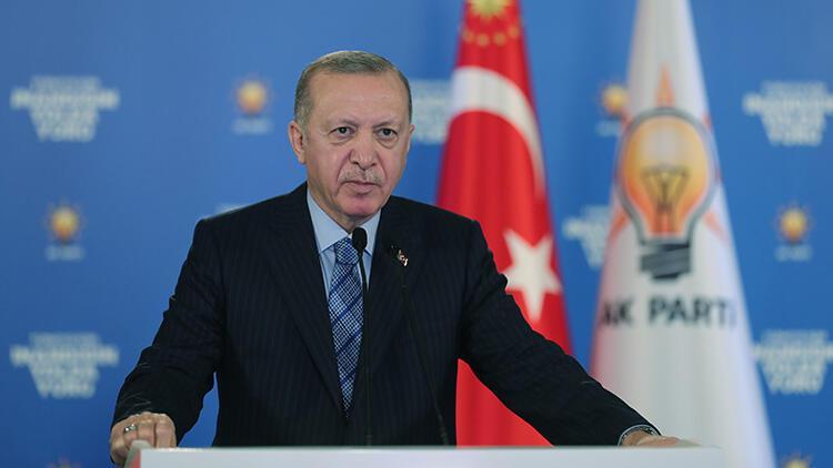 Cumhurbaşkanı Erdoğan'dan CHP'ye 'militan' tepkisi: 'Bunun adı siyaset değil beşinci kol faaliyetidir'