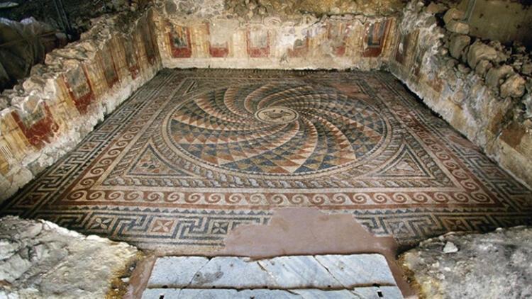 Altınoluk Antandros Antik Kenti'nde kazılar yıl boyu sürecek