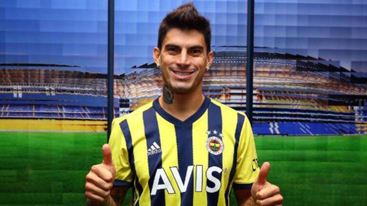 Son Dakika | Fenerbahçe'de Diego Perotti İstanbul'a döndü, 4 ay yok!