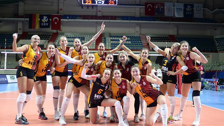 Dresdner 1-3 Galatasaray HDI Sigorta
