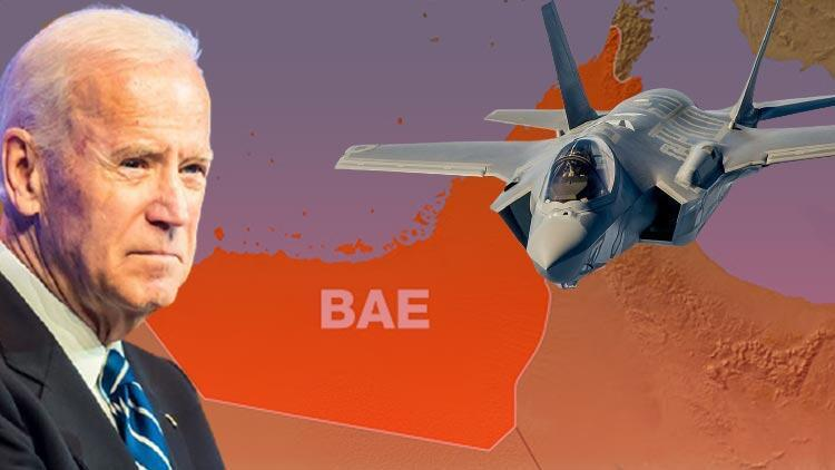 Biden'dan flaş karar! BAE'ye F-35 satışı askıya alındı