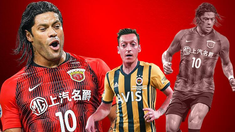 Son Dakika | Hulk transferi ilk kez bu kadar yakın! Mesut Özil detayı ve Beşiktaş...