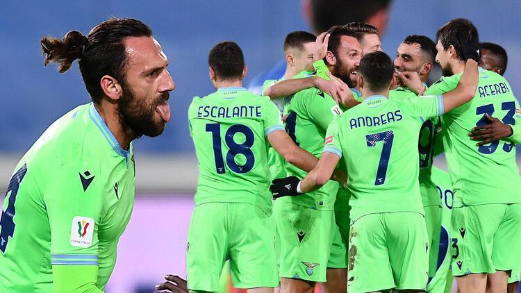 Vedat Muriqi'nin Lazio formasıyla attığı ilk gol (VİDEO)