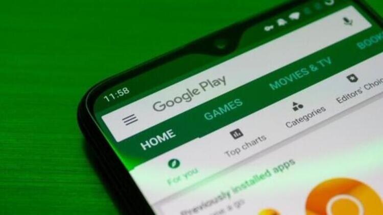 En çok satılan hediye kartı Google Play oldu