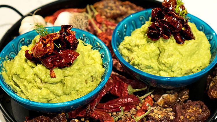 Yemyeşil besin deposu: Avokado salatası