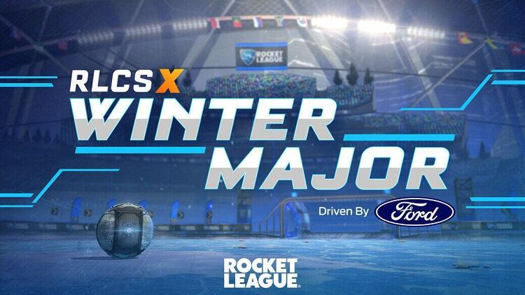 Ford, RLCS X Winter Major'lere Sunum Sponsoru Oldu