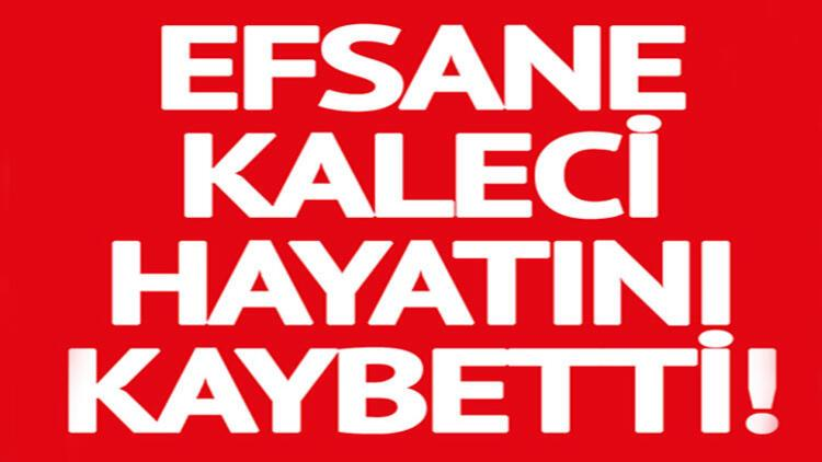 Acı haber az önce geldi! Türk futbolunun efsane ismi hayatını kaybetti!