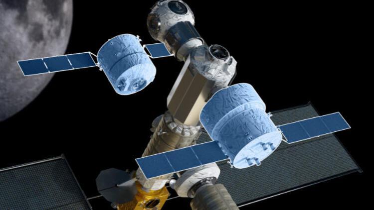 Airbus, Ay yörüngesindeki transfer aracı için kolları sıvadı