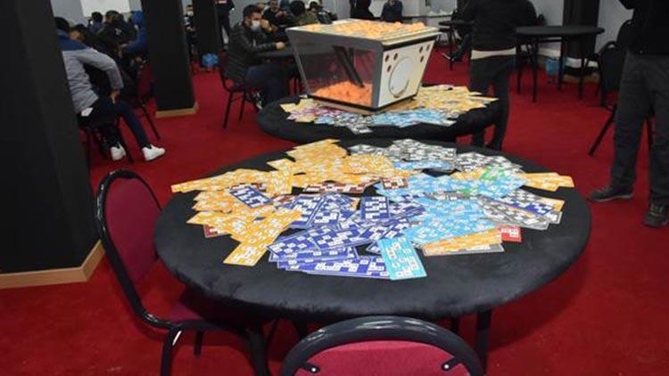 İzmir'de kumar oynayanlara rekor ceza!
