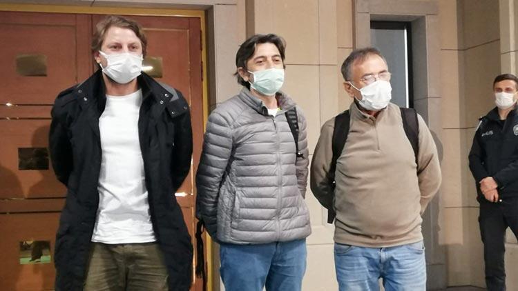 Son dakika haberi... Türk denizciler İstanbula geldi