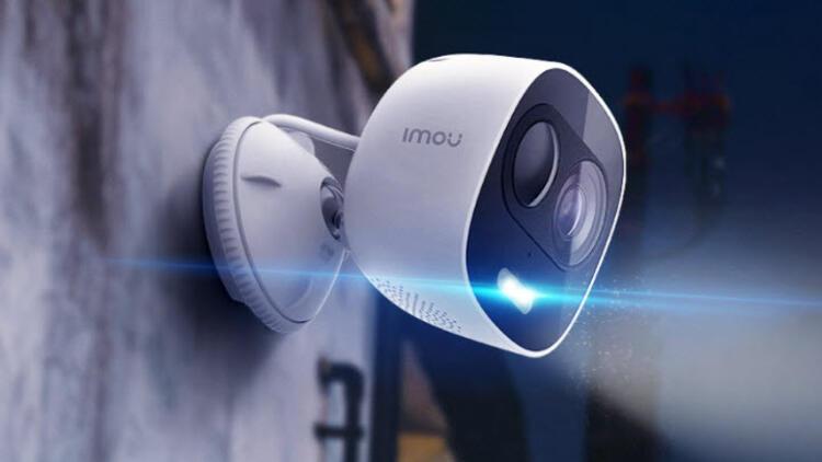Spot ışıklı harekete duyarlı kamera geliştirildi