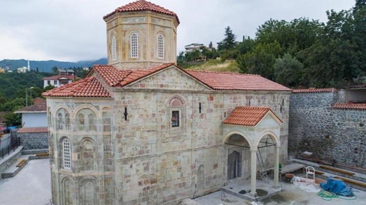 700 yıllık kilise müze olarak hizmet verecek