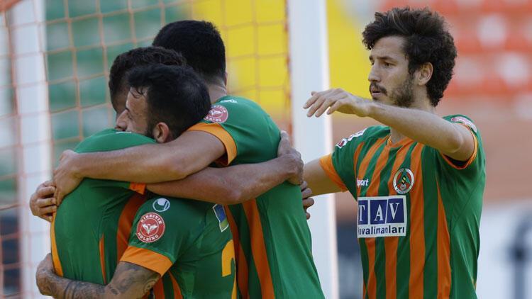 Alanyaspor 3-1 Sivasspor / Maçın özeti ve goller
