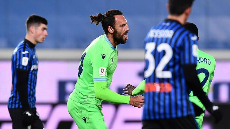 Vedat Muriqi gol attı, Lazio 3 golle kazandı!