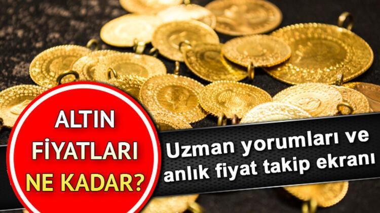 Altın fiyatları ne kadar oldu? 1 Şubat gram, çeyrek ve yarım altın fiyatlarında son durum ve altın yorumları