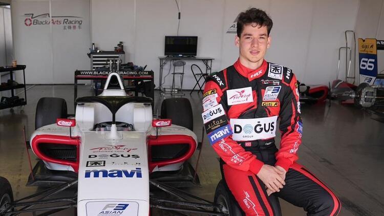 Cem Bölükbaşı'nın Formula 3 kariyeri başladı! İlk 3 yarışta 12 puan...