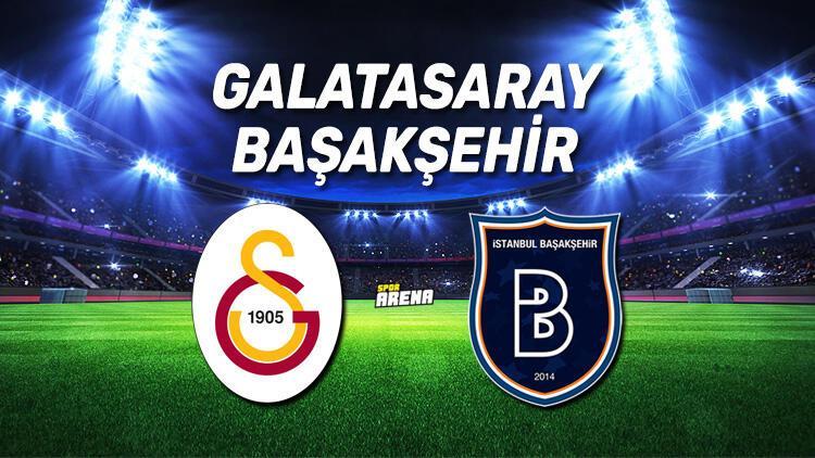 Galatasaray Başakşehir maçı saat kaçta? İki ekip arasında 26. mücadele..