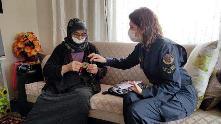 Yozgat'ta yalnız yaşayan kadınlara dolandırıcılık uyarısı