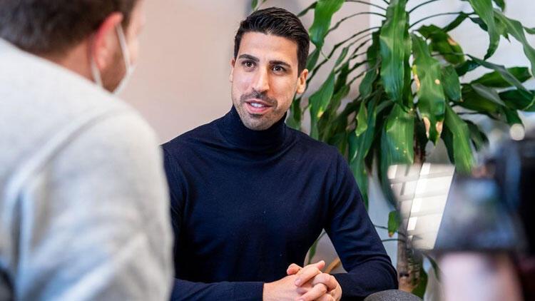 Hertha Berlin, Sami Khedirayı transfer etti