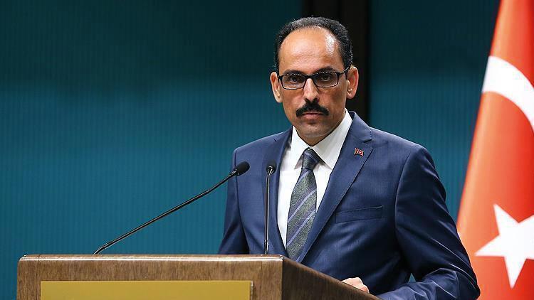 İbrahim Kalın: Türkiye büyüdüğü zaman bundan herkes istifade ediyor