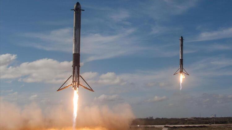 SpaceX uzaya sivil uçuş gerçekleştirecek