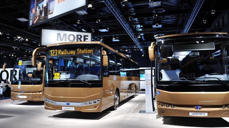 """Temsa'nın çevreci otobüsleri Prag'ı da """"elektriklendirecek"""""""