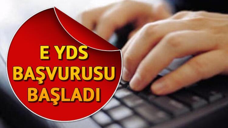 e-YDS 2021/1 başvuruları başladı- İşte e YDS İngilizce başvuru ekranı ve Deneme e-Sınav uygulaması
