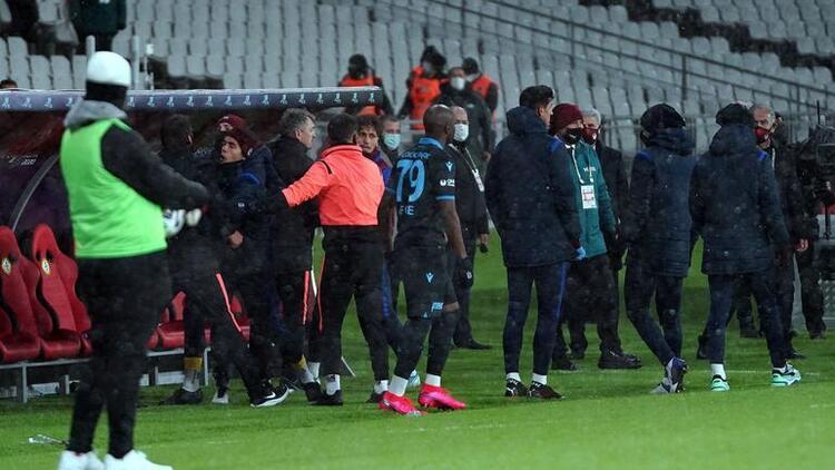 Trabzonspor Antrenörü Egemen Korkmaz'a 4 maçtan men cezası