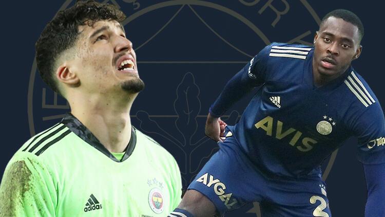 Hatayspor - Fenerbahçe maçına Altay Bayındır ve Osayi-Samuel damgası