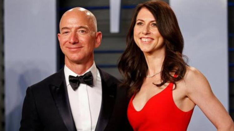 Amazon'un kurucusu görevini bırakıyor
