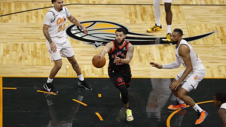NBA'de Gecenin Sonuçları: Raptors, VanVleet'in 54 sayısıyla kazandı!