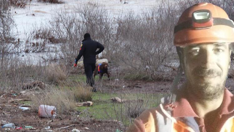 Çanakkale'de Mürsel Meracıoğlu'ndan 8 gün sonra acı haber! Türkiye'de ilk kez suda arama yapan kadavra köpekleri buldu