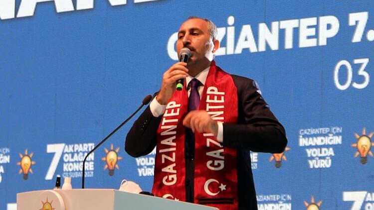 Son dakika: Bakan Gül'den yeni anayasa açıklaması