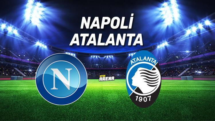 Napoli Atalanta maçı saat kaçta, hangi kanalda İtalya Kupasında yarı final heyecanı