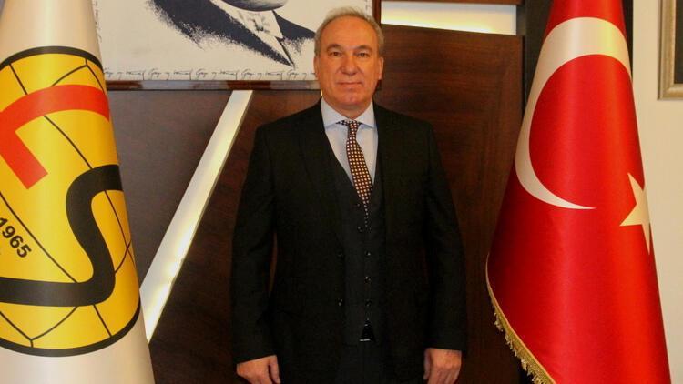 Eskişehirspor'un yeni teknik direktörü Cengiz Seçsev oldu