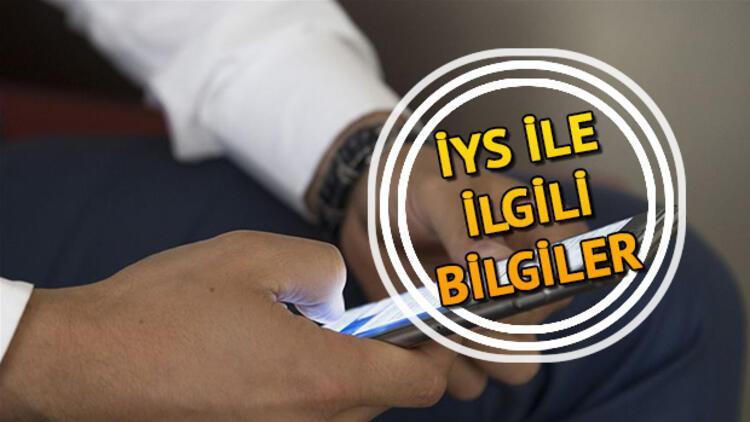 İYS nedir? Ticari Elektronik İleti Yönetim Sistemi (İYS) ile istenmeyen mesajlar iptal ediliyor!