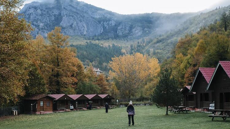 Kanyonları ve eşsiz doğasıyla Kastamonu