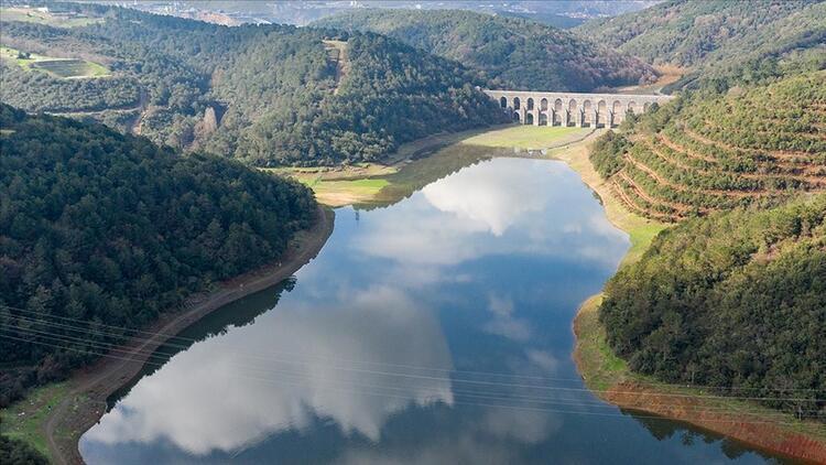 İstanbul barajlarındaki su seviyesi artmaya devam ediyor.. İşte İSKİ'den gelen son veriler
