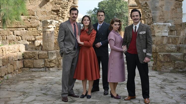 'Bir Zamanlar Kıbrıs' dizisi TRT 1'de izleyicilerle buluşacak – İşte Bir Zamanlar Kıbrıs oyuncuları ve konusu